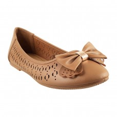 Women Metro 31-6323-Beige Casual Ballerinas Slip On Flats LHPBYWJ