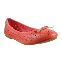 Women Metro 31-6765-Peech Casual Ballerinas Slip On Flats DPZRULK