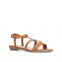 Nine West Women Shrink Sandals Flat D918806 MDEHSFR