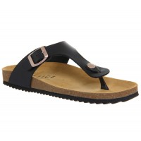Office Women Identity 2 Sandals Flat D903001 IKUUDUS