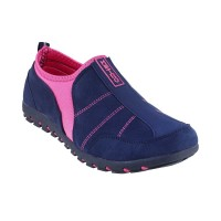 Women Metro 36-8026-Blue-navy Casual Sneakers Slip On Flats LXPGPPI