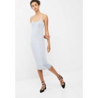 dailyfriday Women Midi cami dress Grey IDWLHEU