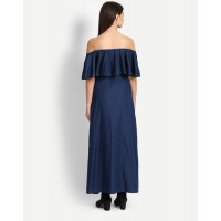 Darlan Maxi Dress Regular IN1646MTODREBLU-131 FIOJAAX