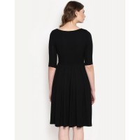 Lucy Midi Dress Regular IN1539MTODREBLA-141 SCXTSGH
