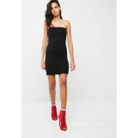Missguided Women Bandeau mini dress Black BMSSHAS