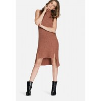 Missguided Women Sleeveless tunic Brown IJFKDST