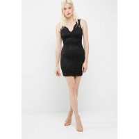 ONLY Women Dove lace dress Black KNKOZXJ