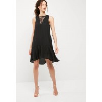 Vero Moda Women Marley lace dress Black HHUHRIY