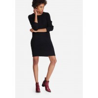 Vero Moda Women Posh knitted dress Black HSBRWSQ