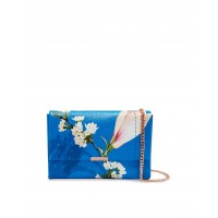 Ted Baker Women Haalle Harmony Leather Cross Body Bag Floral D912346 ZGGBISI