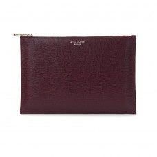 Aspinal of London Women Essential Large Pouch Leather D604790 KZEDGPB