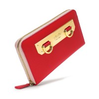 Folli Follie Women Style Code Red Wallet Plain D906616 VFQXXFR