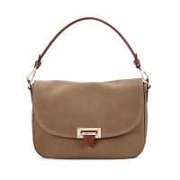 Aspinal of London Women Slouchy Saddle Bag Clean with soft dry cloth 212830976 VGITJMT
