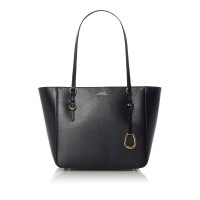 Lauren Ralph Lauren Women Bennington Small Shopper Plain D872672 CSIESQA