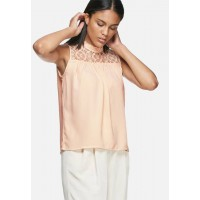 Vero Moda Women Laura top Peach GVKHFCK