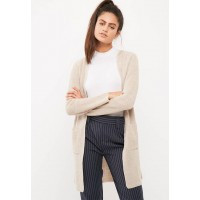 dailyfriday Women Pocket detail summer cardi Beige CTVMZMF