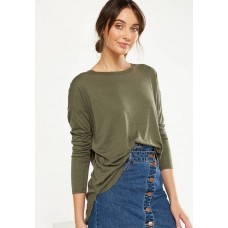 Cotton On Women Kelly long sleeve top Green MOWJGJC