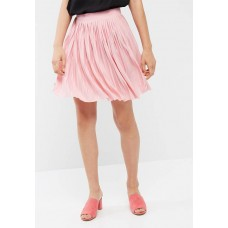 Vero Moda Women Molly pleated skirt Pink CGGBNKY